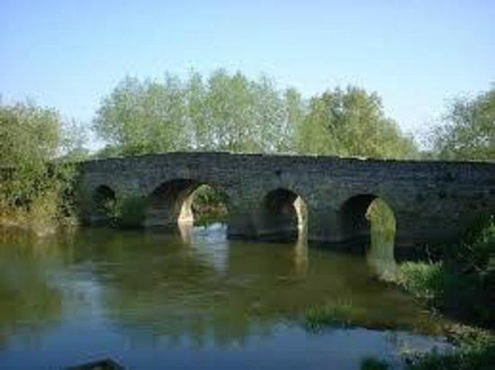 Belle House: Puente de Pershore