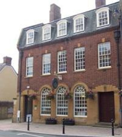 Belle House: Town hall Pershore