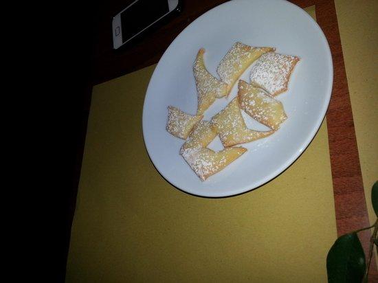 Agriturismo Marsella: la nostra colazione ....