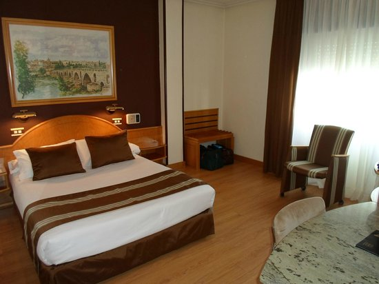 Zenit Dos Infantas: Vista 2 de la habitación