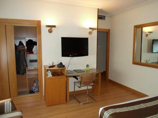 Zenit Dos Infantas: Vista 1 de la habitación