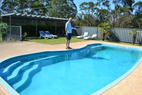 Hermitage Lodge Pool