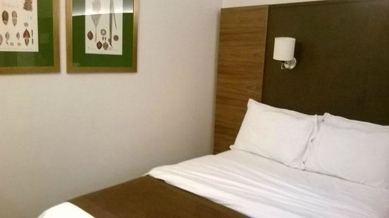 Oasis Tower Hotel: Quarto.