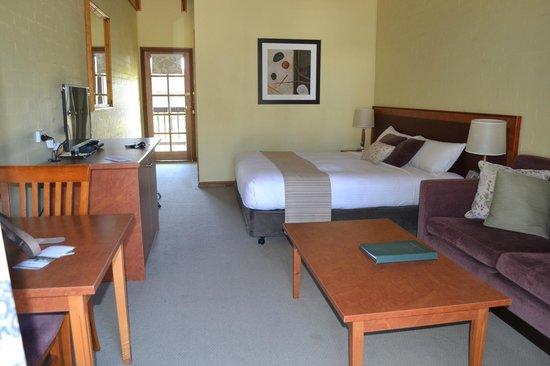 Hermitage Lodge 'lodge'