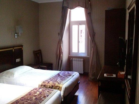 Hotel Rome Love: номер