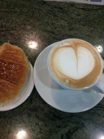 Hotel Rome Love: завтрак. кофе -супер
