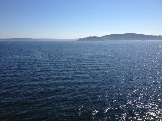 Washington State Ferries: Water