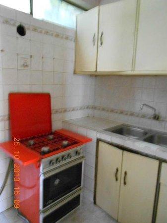 Jamuy Hostel: Cocina- Kitchen