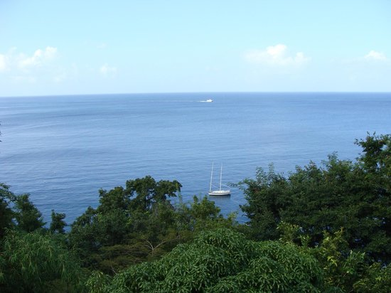 Mango Bay Cottages: a Room with a View...