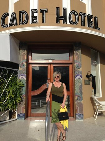 Cadet Hotel : Art Deco Boutique and Historic!
