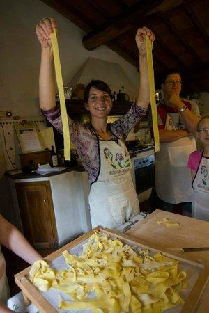 Toscana Mia: Tagliatelle
