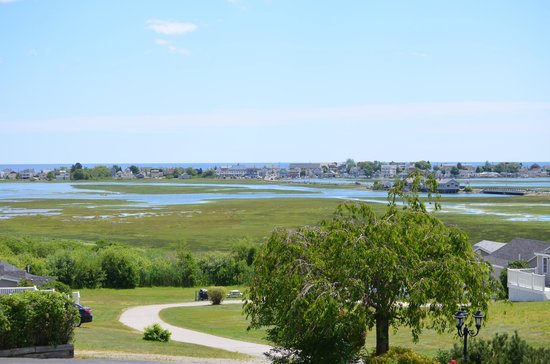 The Garrison: View From Balcony-R.Carlson Wildlife Refuge/Atlantic Ocean