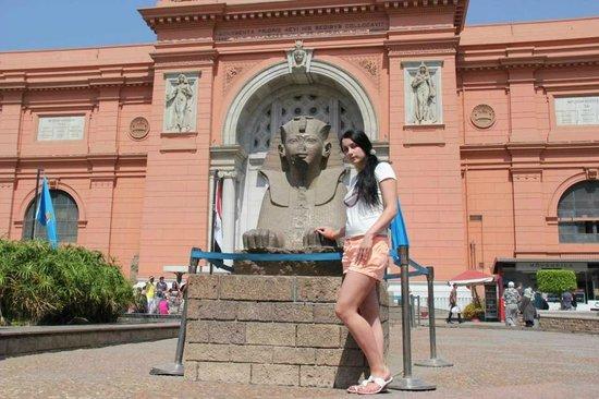 Egyptian Treasures Tours: cairo musem