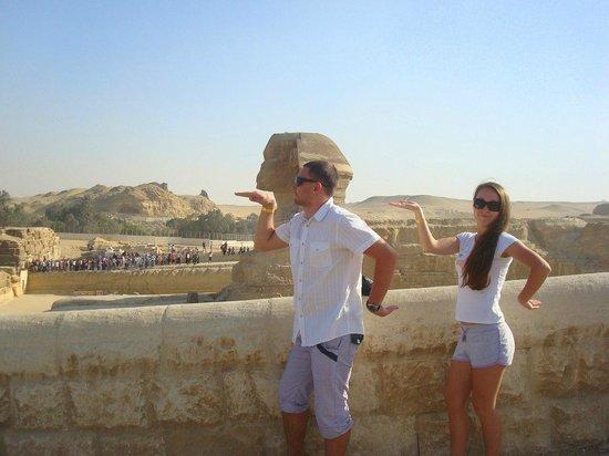 Egyptian Treasures Tours: cairo pyramids & sphinx