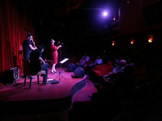 Act II Entertainment: The were honored to see Jaramar Soto performance at The Red Room Cabaret