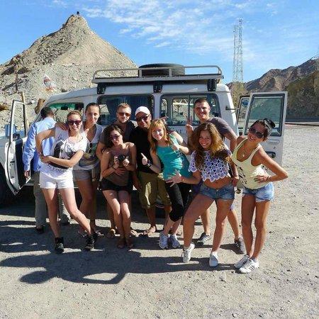 Egyptian Treasures Tours: Jeep Safari