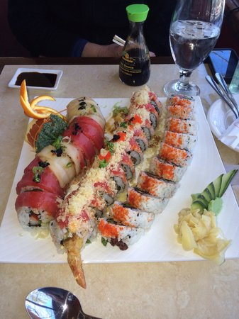 Box # 5. Yummy! - Picture of Kamrai Thai and Sushi, Lemont ...