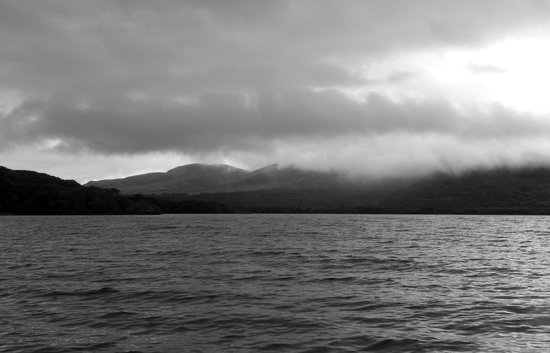 Lough Leane in the mist