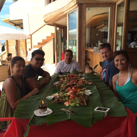 Boracay Beach Club : Best Valentine's Day Lunch! Thanks BBC team for making it a memorable experience!