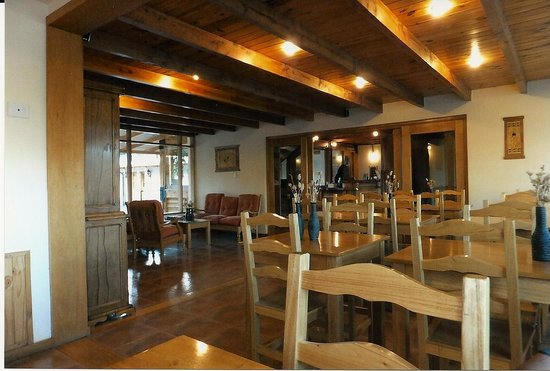 Tierra Mapuche: Breakfast room