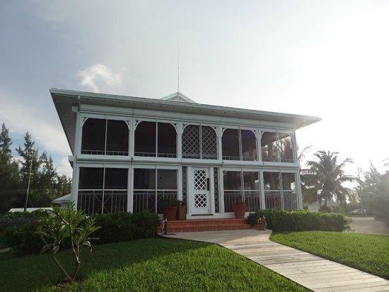 Cape Santa Maria Beach Resort & Villas: Restaurant