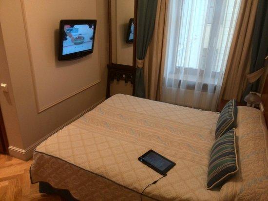 Helvetia Deluxe Hotel : Номер