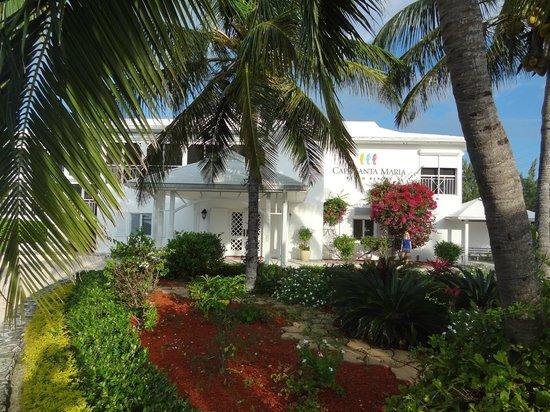 Cape Santa Maria Beach Resort & Villas: Eingang/ Empfang