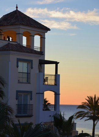 Marriott's Playa Andaluza : Sunrise