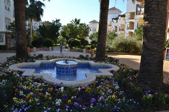 Marriott's Playa Andaluza : Resort grounds