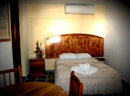 Plaza del Sol : Bedroom 2ppl