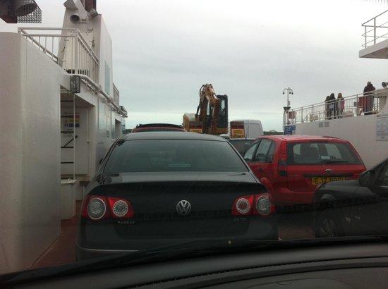 Ferry over to exploris