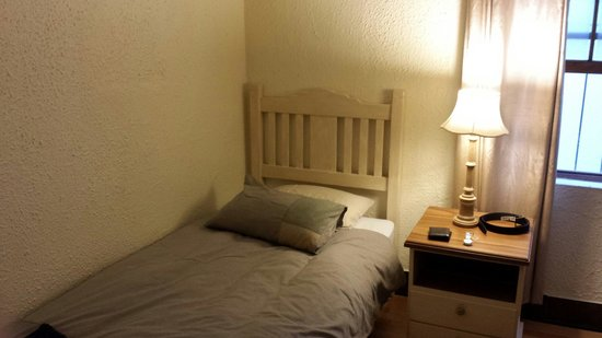 Belmont Guest House: Immerhin: ein Bett