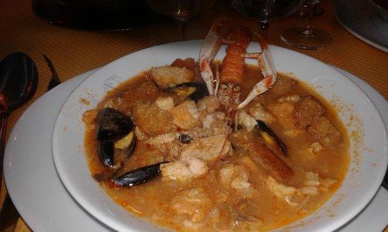 CHEZ MARGOT : The soupe