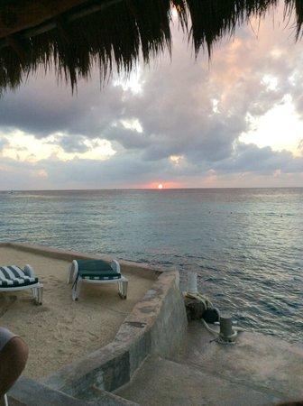 Villa Aldora: Another perfect sunset