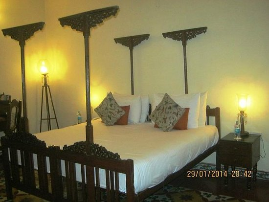 The Grand Imperial, Agra: Bed room