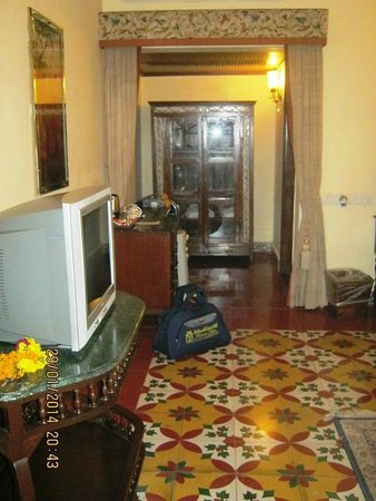 The Grand Imperial, Agra: Room