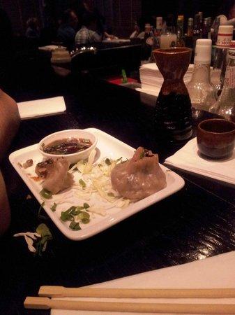 Mojo Asian Bar: shau mai