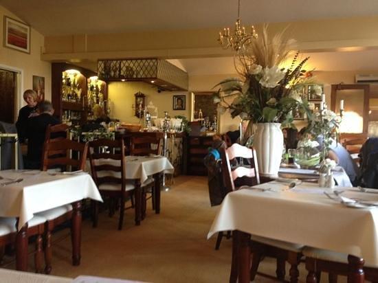The Milton Hotel: restaurant