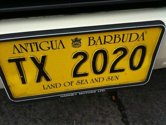 Antigua Rainforest Canopy Tour: col tassista si contratta