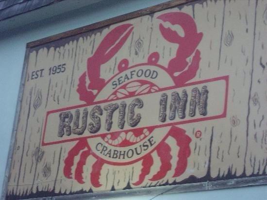 Rustic Inn Crabhouse : Rustic inn