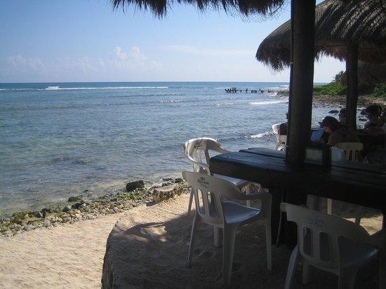 La Buena Vida Restaurant : Lunch on the edge