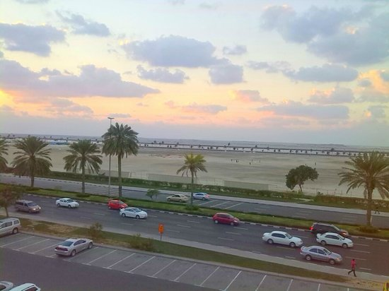 EWA Dubai Deira Hotel: View from my room
