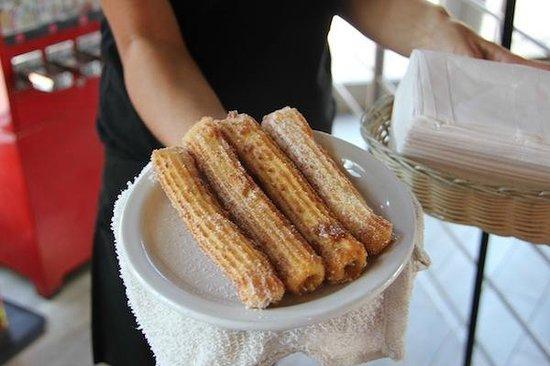 Miami Culinary Tours - Private Tours: Punta ou Miami? Churros do Manolo, não acreditei
