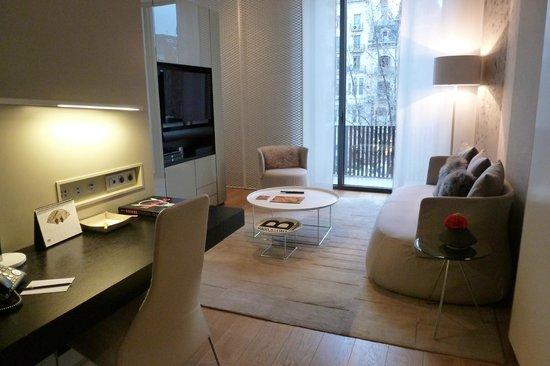 Mandarin Oriental, Barcelona: LR of Jrl Suite