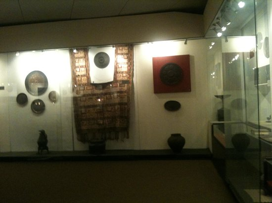 Museum of Folk Arts: Interno