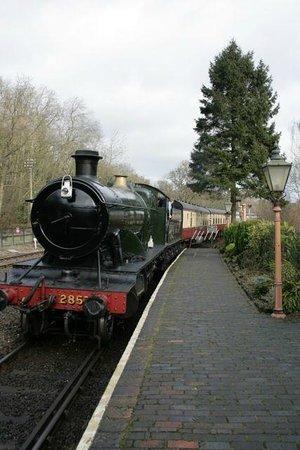 Severn Valley Railway : The 14.20 from Bridgenorth