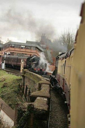 Severn Valley Railway : Head to Head steam