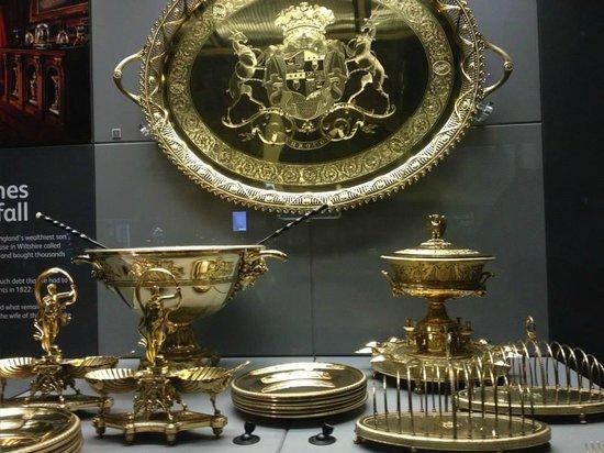 Museo Nacional de Escocia: exhibit