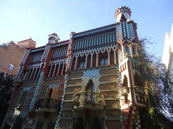 Casa Vicens: molto bella