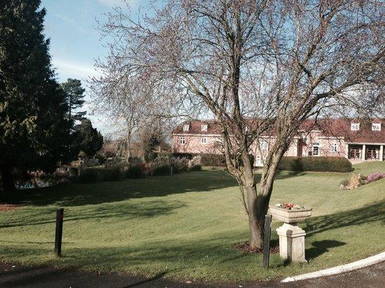 Mercure Shrewsbury Albrighton Hall Hotel and Spa: Grounds